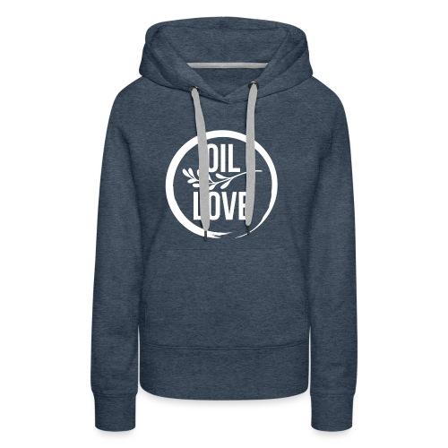 Oil Love - Women's Premium Hoodie