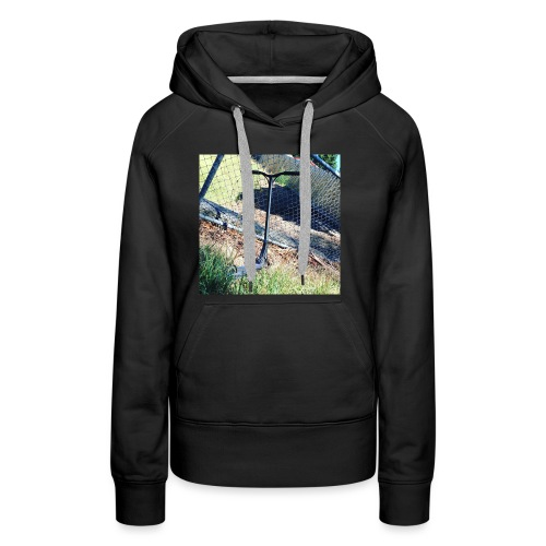 scooter people - Women's Premium Hoodie