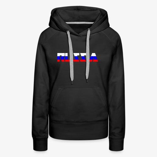Patriotic Wear RU - Women's Premium Hoodie