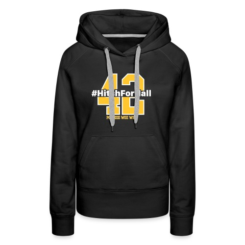 Hitch For Hall - Women's Premium Hoodie