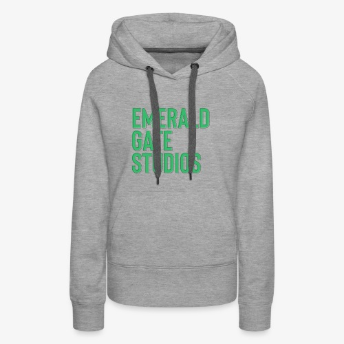 Emerald Gate Studios - Women's Premium Hoodie