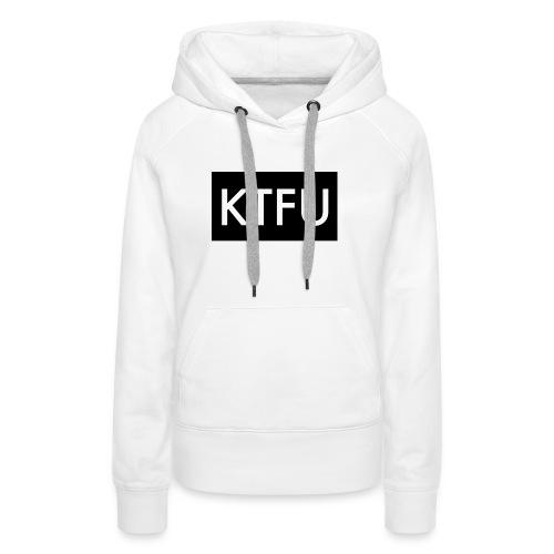 Women's Keep The F$%K Up - Women's Premium Hoodie