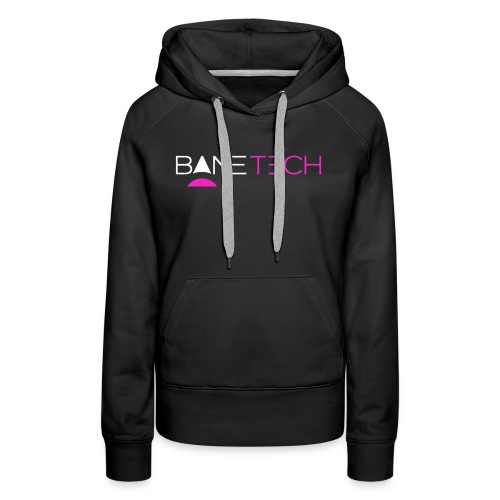 Transparent Bane Tech - Women's Premium Hoodie