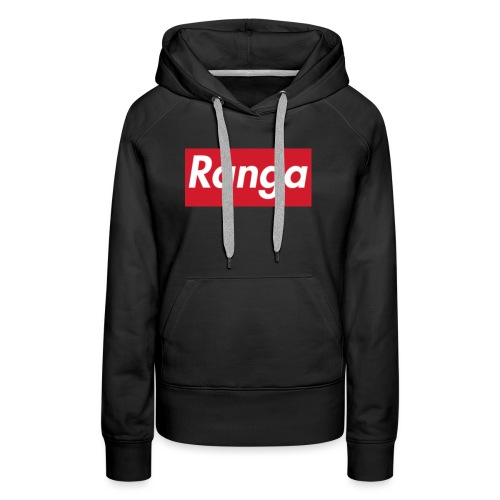 A shirt for rangas - Women's Premium Hoodie