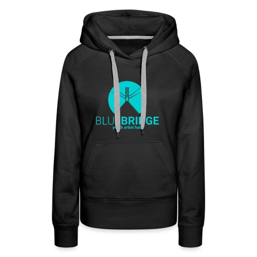Blue Bridge - Women's Premium Hoodie