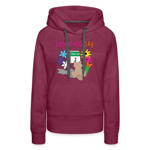 Groundhog Day Dilemma - Women's Premium Hoodie