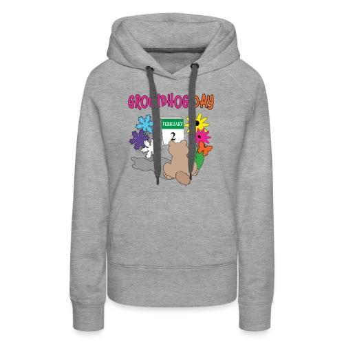 Groundhog Day Dilemma - Women's Premium Hoodie