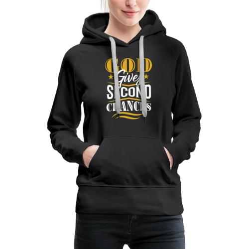 Second Chances - Women's Premium Hoodie