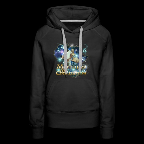 Mothers of Civilization - Women's Premium Hoodie