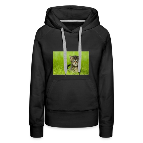 cat - Women's Premium Hoodie