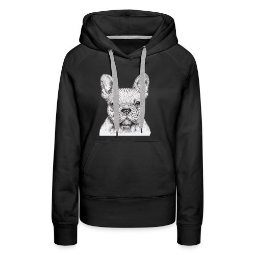 French Bulldog - Women's Premium Hoodie