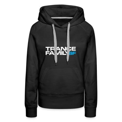 TFSF white png - Women's Premium Hoodie