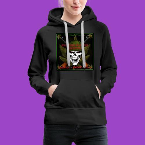 Stoned Kuntz Gaming 2 - Women's Premium Hoodie