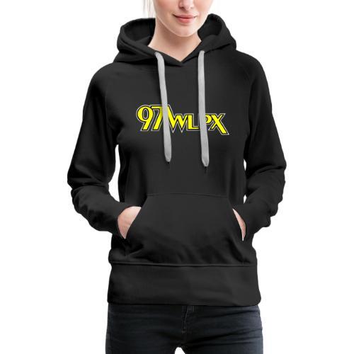 97.3 WLPX - Women's Premium Hoodie