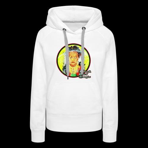 Black Girl Magic - Women's Premium Hoodie