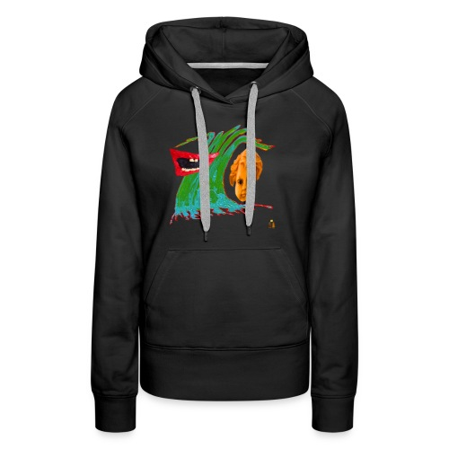 Wave of Fear - Women's Premium Hoodie