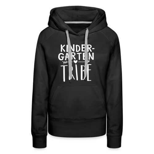 Kindergarten Tribe Teacher Team T-Shirts - Women's Premium Hoodie