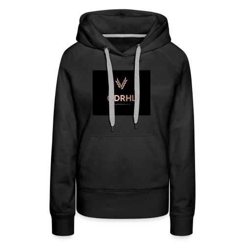 ODRHL Logo - Women's Premium Hoodie