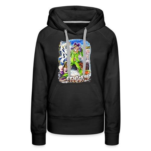 Hops - NYG Design - Women's Premium Hoodie