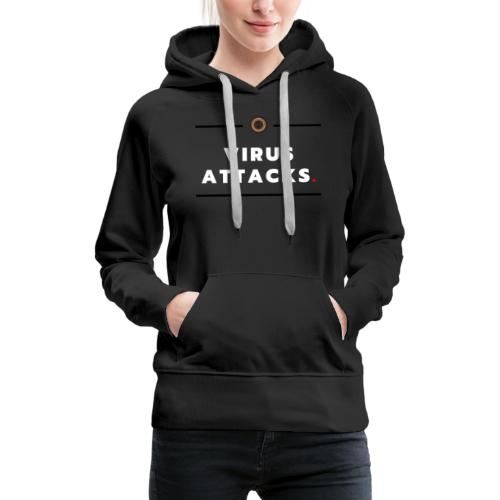 The Virus - Women's Premium Hoodie