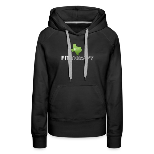 fit therapy - Women's Premium Hoodie