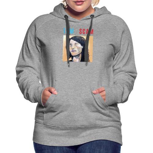 TAM SCAM - Women's Premium Hoodie