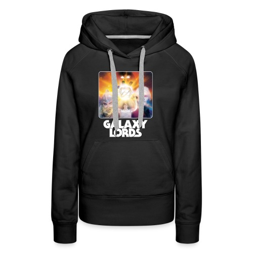 Galaxy Lords Poster Art - Women's Premium Hoodie