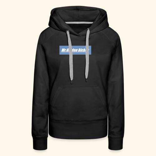 Golden Merch - Women's Premium Hoodie
