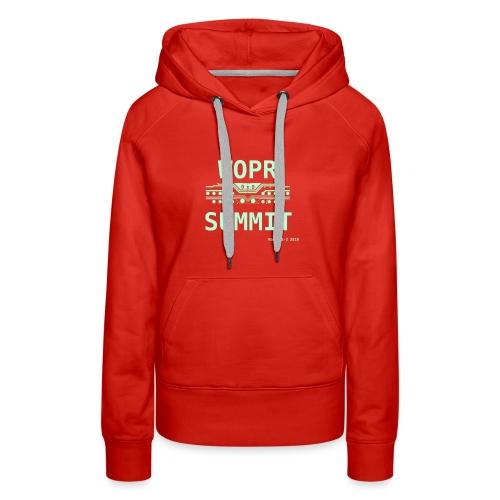 WOPR Summit 0x0 - Women's Premium Hoodie