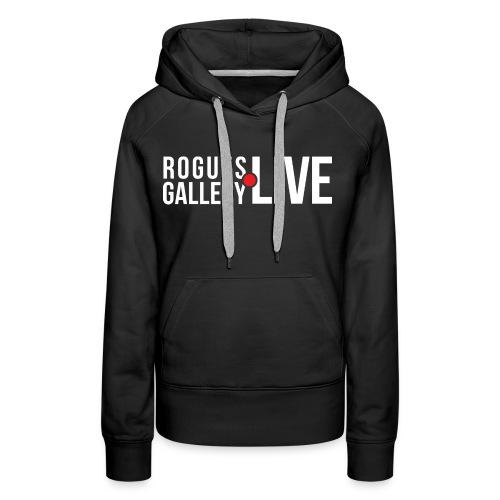 Rogues Gallery LIVE - Women's Premium Hoodie