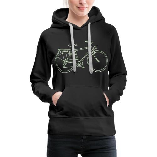 Bicycle - Women's Premium Hoodie