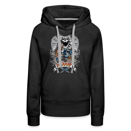 Offroad Styles Quad Shirt - Women's Premium Hoodie