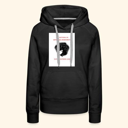 Afro - Women's Premium Hoodie