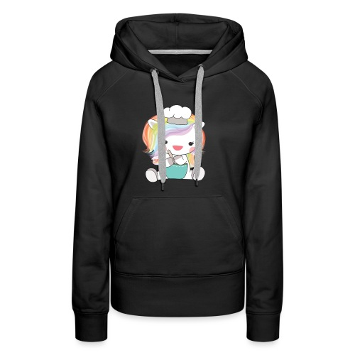 Cookin up a Storm - Women's Premium Hoodie