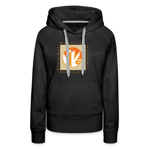 M.I.K.E Motivating Individuals - Women's Premium Hoodie