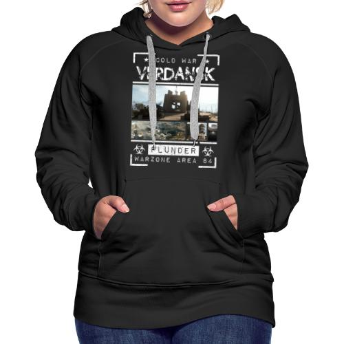 Verdansk Plunder - Women's Premium Hoodie