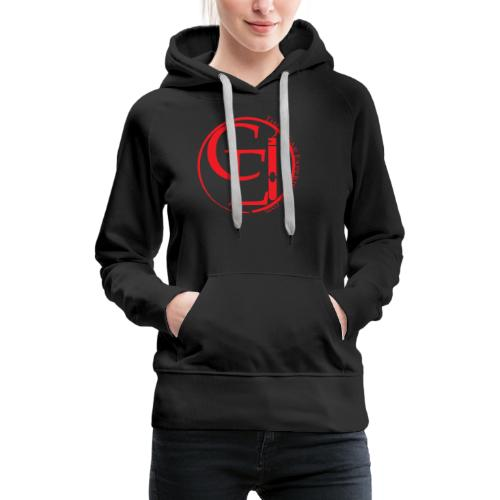 The Cigar Experience Branded Merch - Women's Premium Hoodie