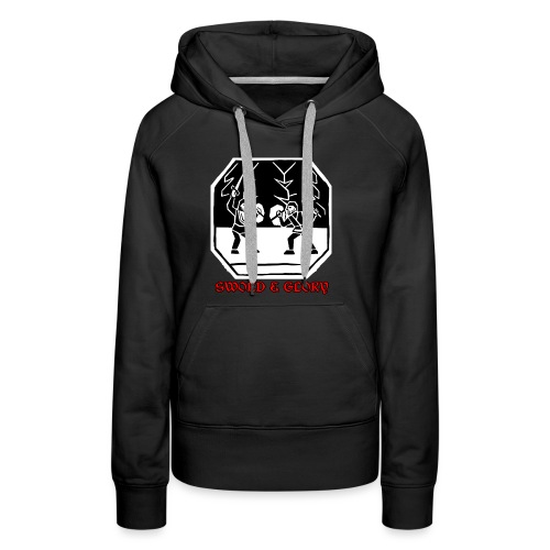 To the Death - Women's Premium Hoodie
