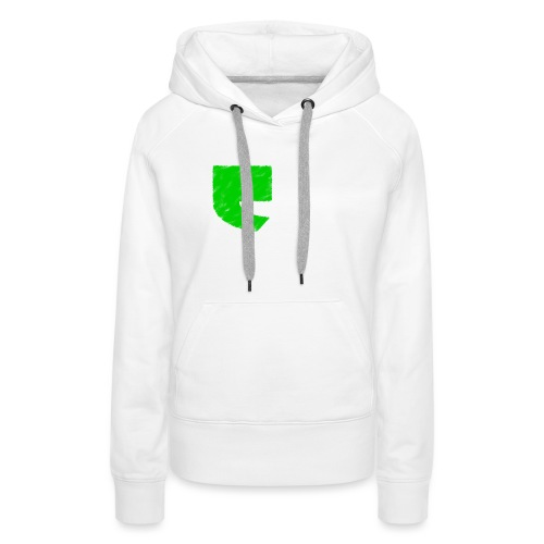SecTalks Square Chalk - Women's Premium Hoodie