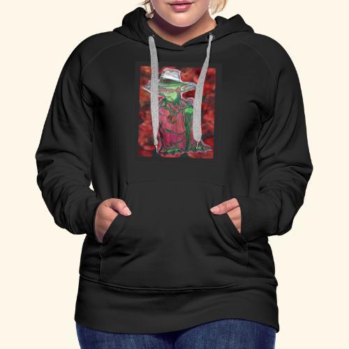 Yoda S. Thompson - Women's Premium Hoodie