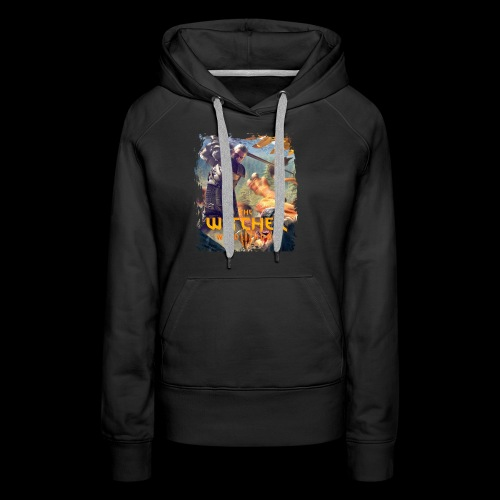 The Witcher 3 - Griffin - Women's Premium Hoodie