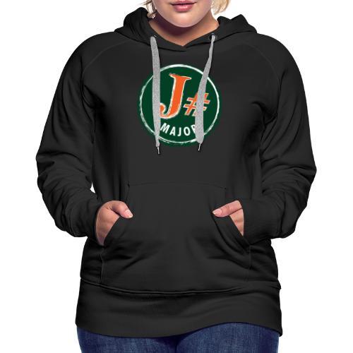 J#Major - Women's Premium Hoodie