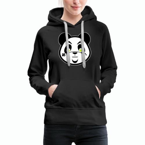 XQZT Mascot - PacBear - Women's Premium Hoodie
