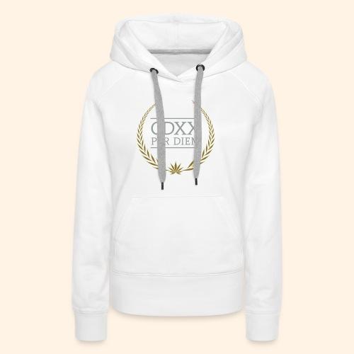 CDXX Per Diem - Women's Premium Hoodie