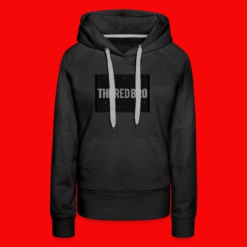The Red Bro Merchandise - Women's Premium Hoodie