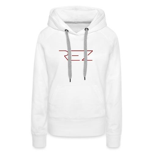 Rez - Women's Premium Hoodie