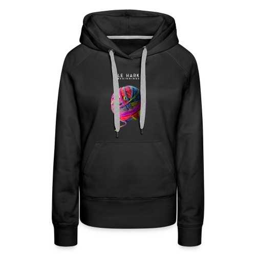 Album Art Le Hark Beginnings - Women's Premium Hoodie
