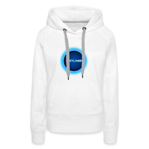 Anyland logo - Women's Premium Hoodie