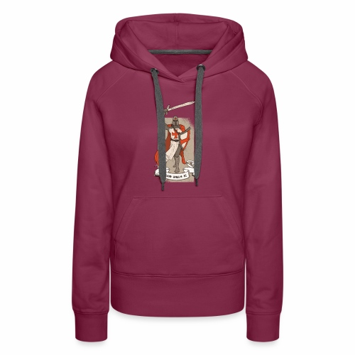 GodWillsItTshirt 01 - Women's Premium Hoodie