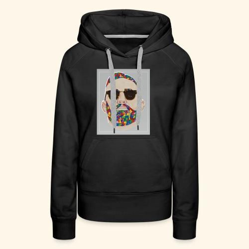 Cool man - Women's Premium Hoodie